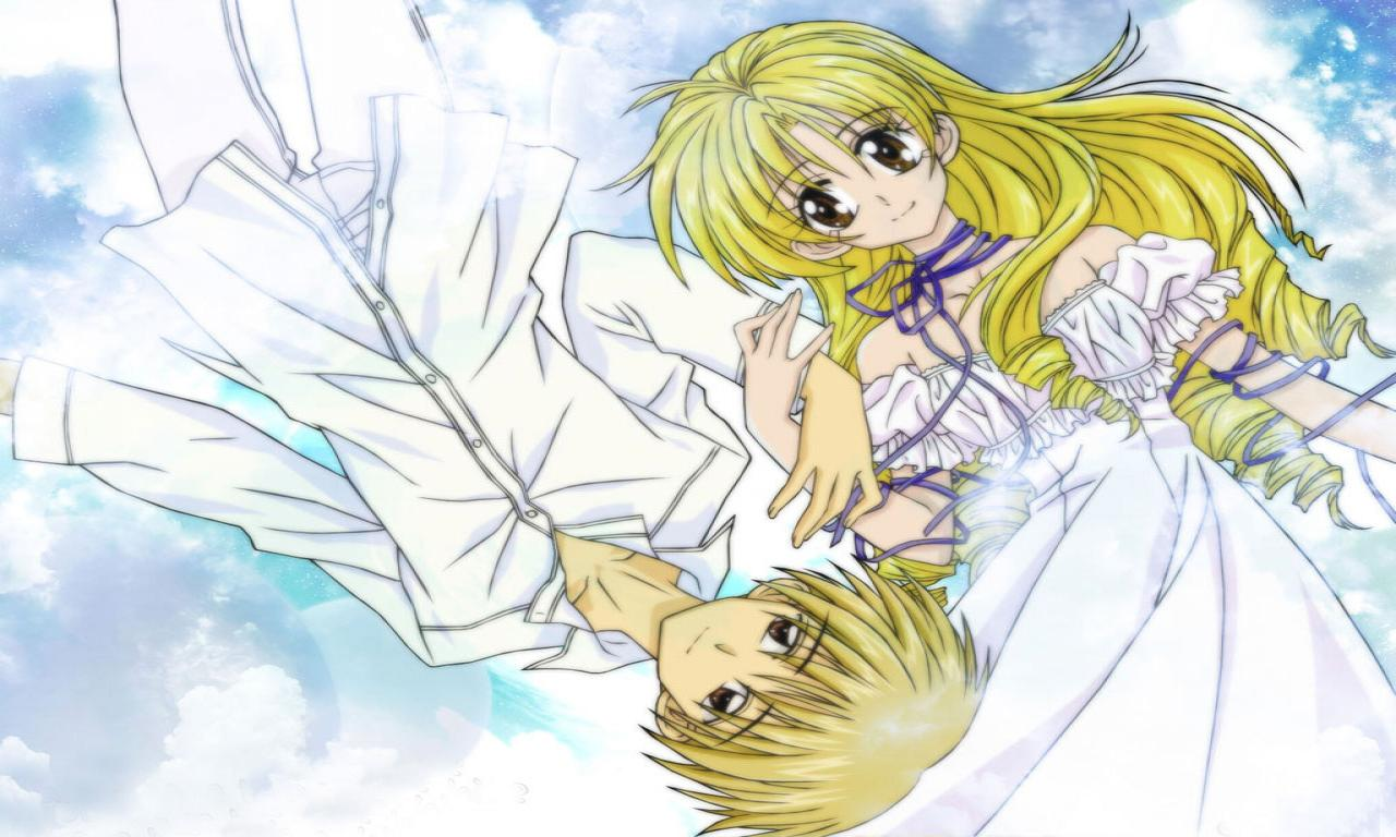 Image Result For Wallpaper Anime Romantis Untuk Android