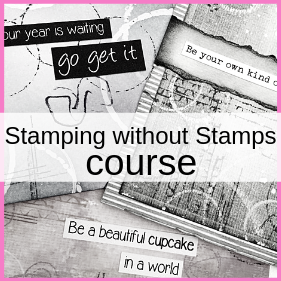 Stamping Without Stamps Course open for enrollment