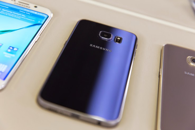 Meet The New Samsung Galaxy S6 And S6 Edge, inbound April 10