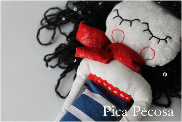 sirena-muñeca-tela-diy