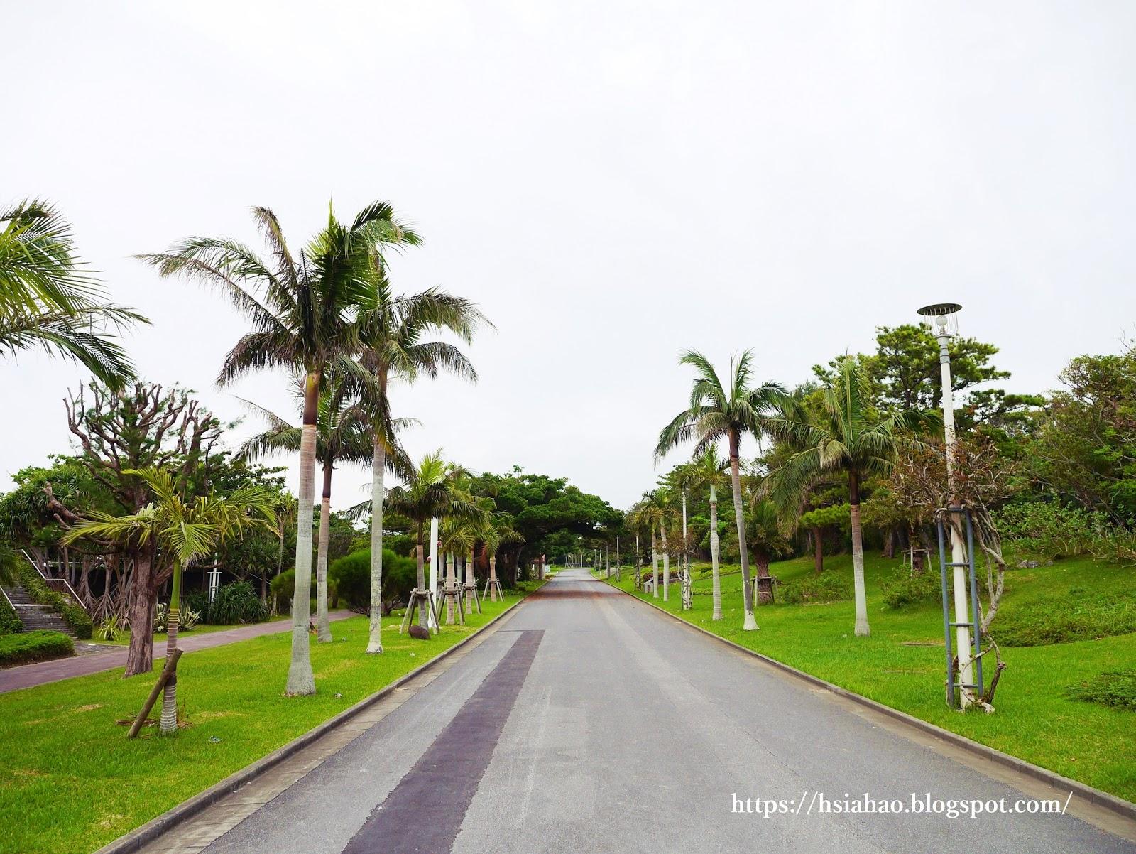 沖繩-海洋博公園-熱帶亞熱帶都市綠化植物園-景點-自由行-旅遊-旅行-okinawa-ocean-expo-park