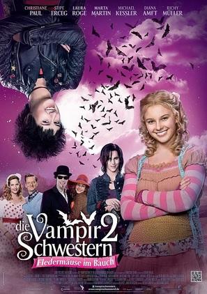 As Irm�s Vampiras 2 Dublado