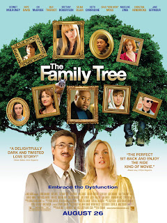 the family tree poster