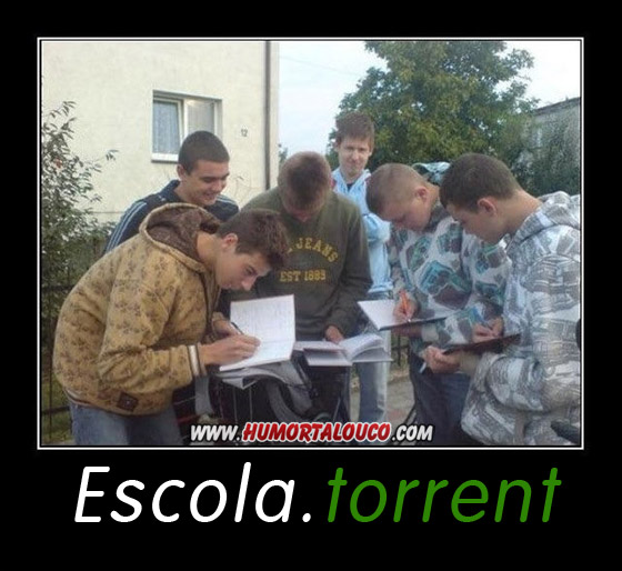 Motivacional: Escola.torrent