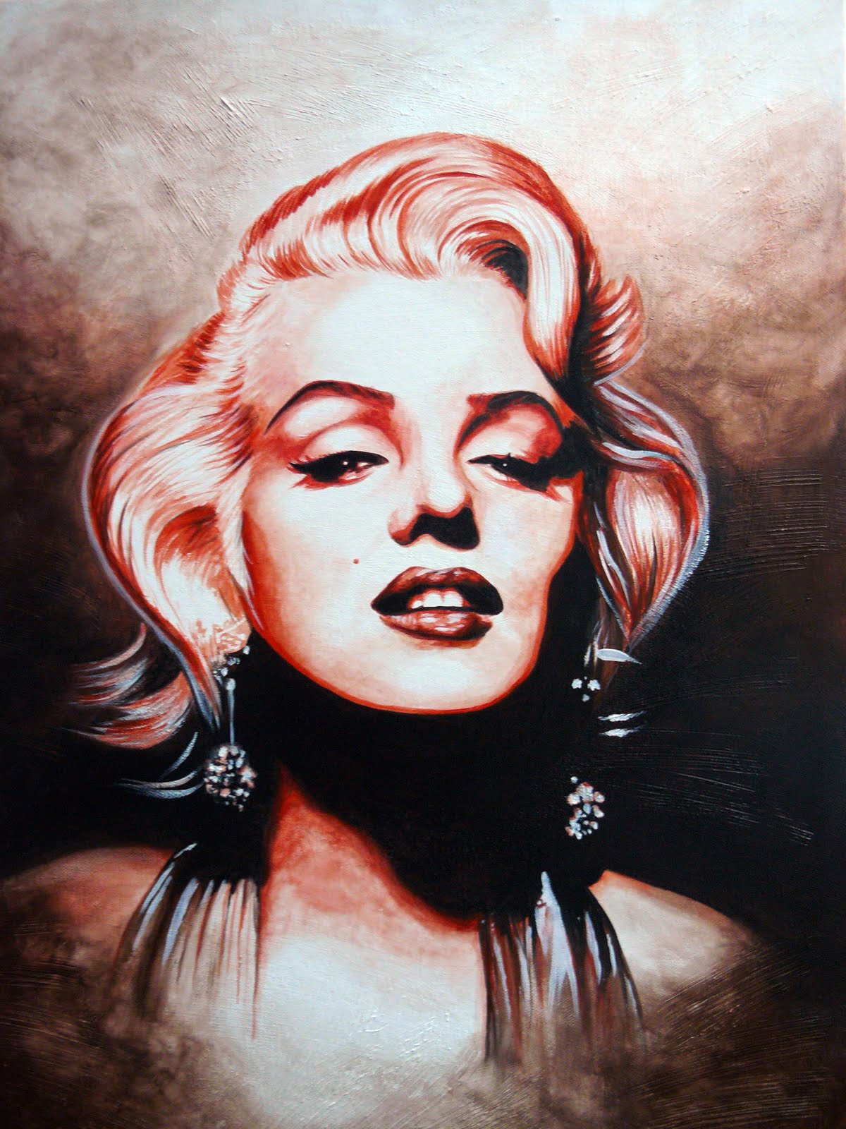 lfc paintings art by ramiliano marilyn monroe artwork