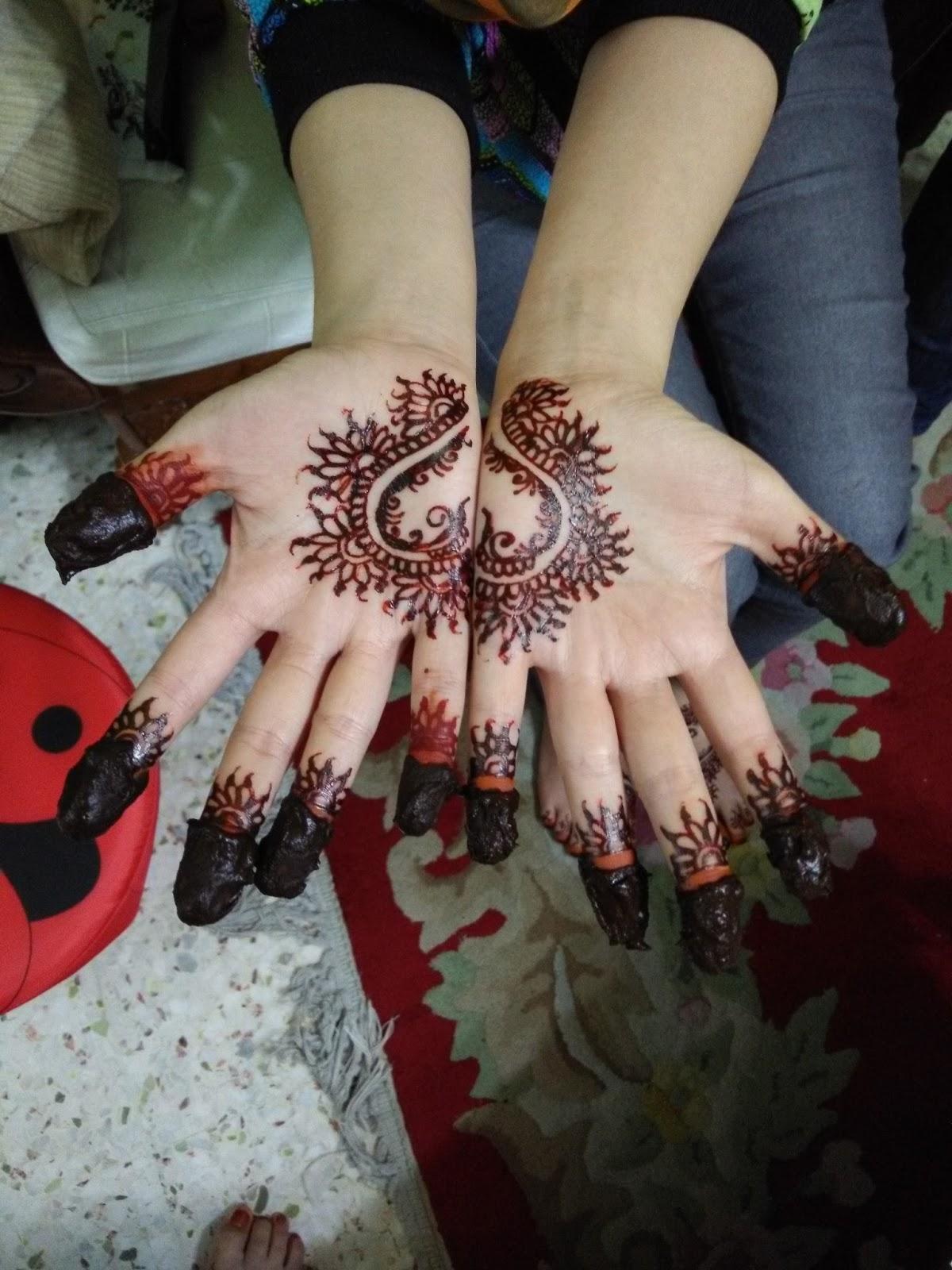 Inai Dijari Penyeri Diri By Dalilies Finger
