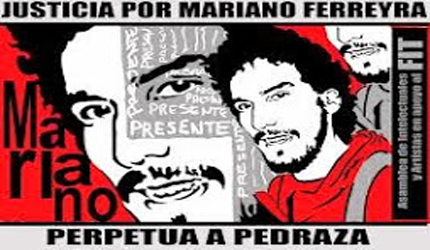 Justicia x Mariano Ferreyra