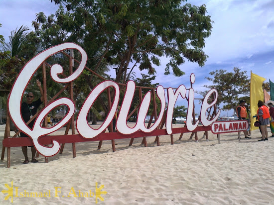 Honda Bay Tour - Cowrie Island