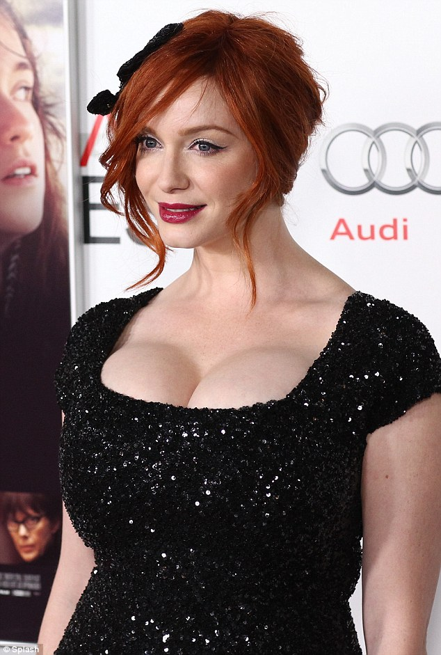 Sharing Sexy Girls Christina Hendricks