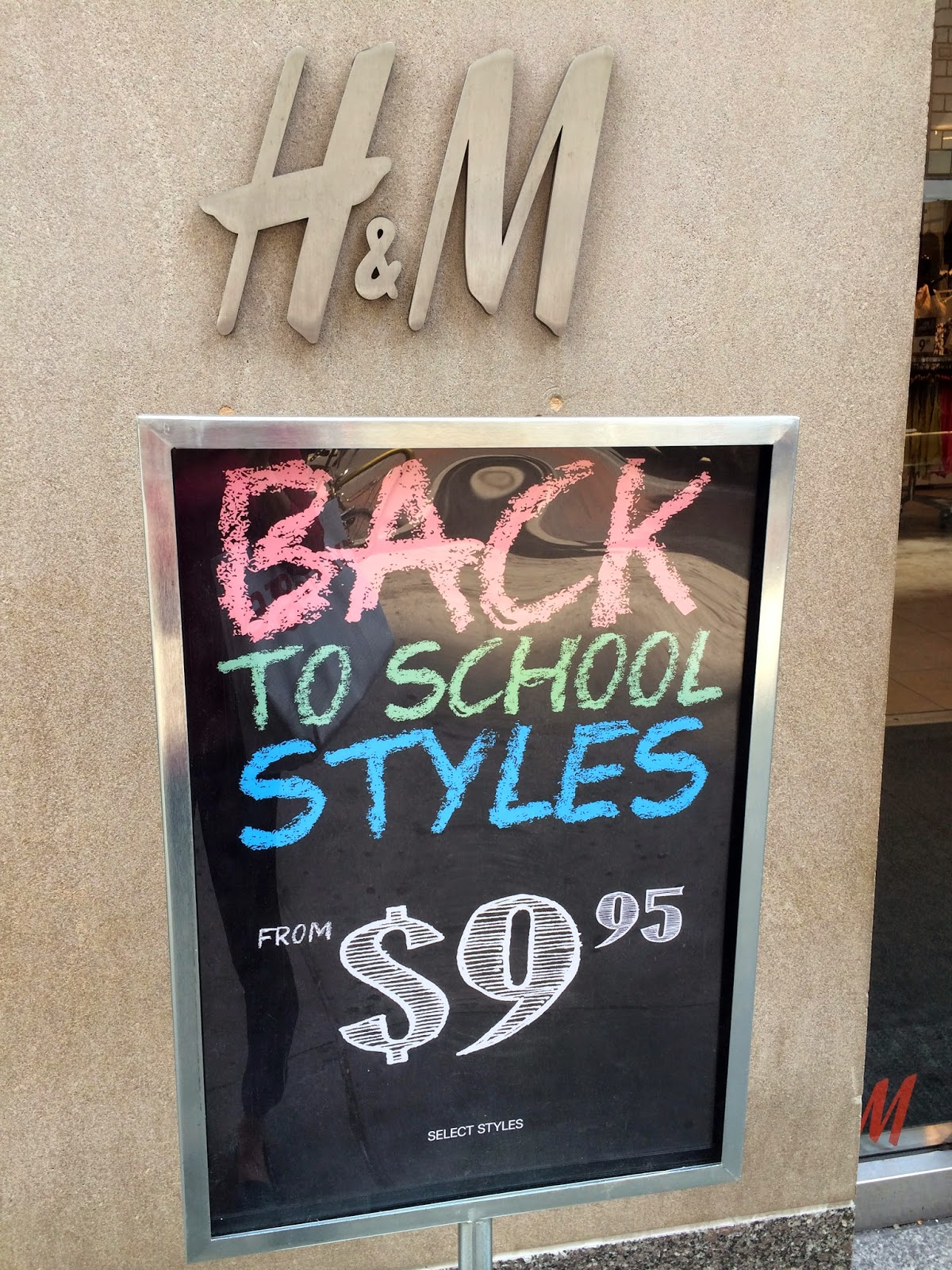 a32190b8793 Fashion Herald  34th Street Weekend Picks  Back to School Sales