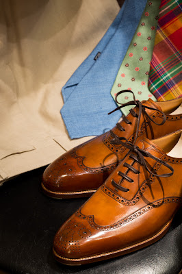 How to wear socks with a suit: Reader question