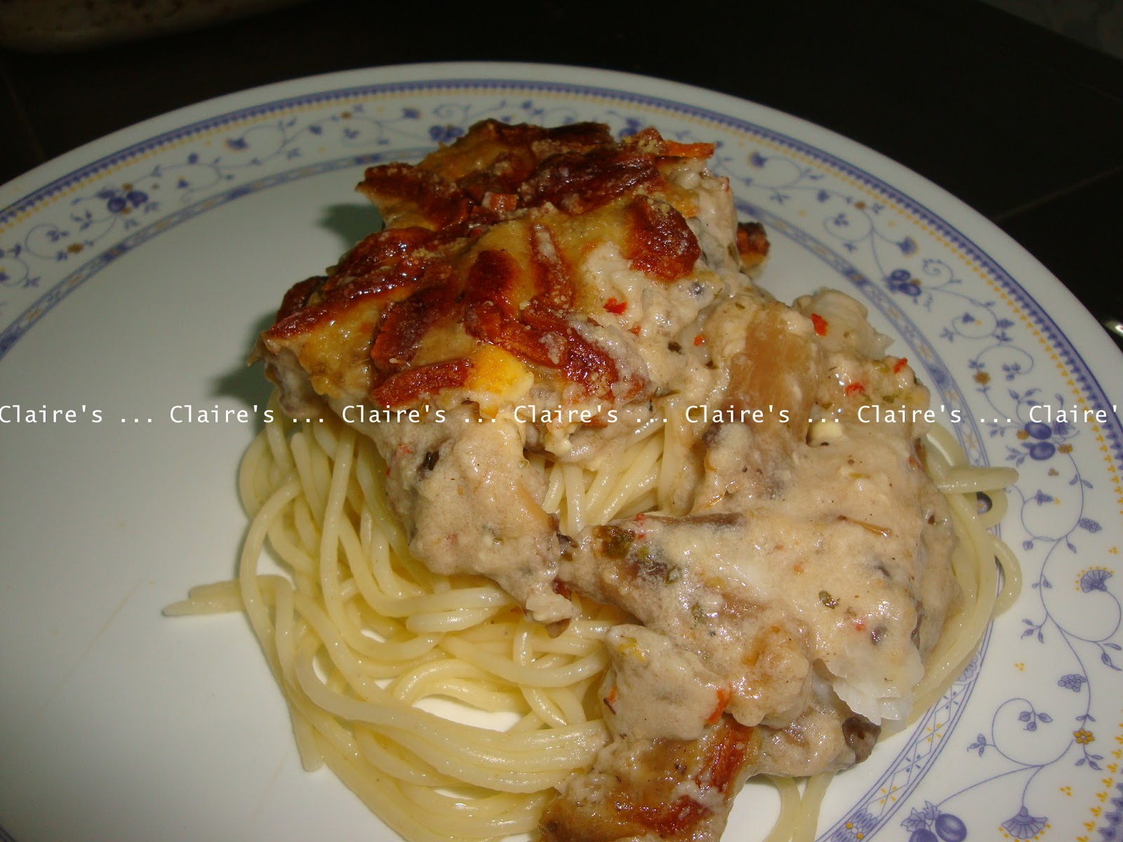 Sauces for baked fish video search engine at for Baked fish recipe with sauce