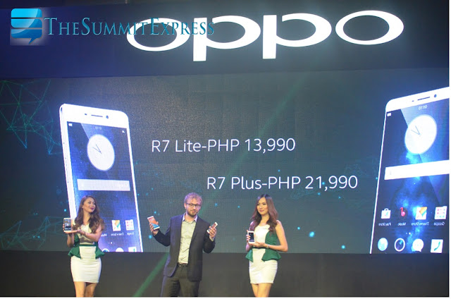 OPPO R7 Lite and Plus pricing