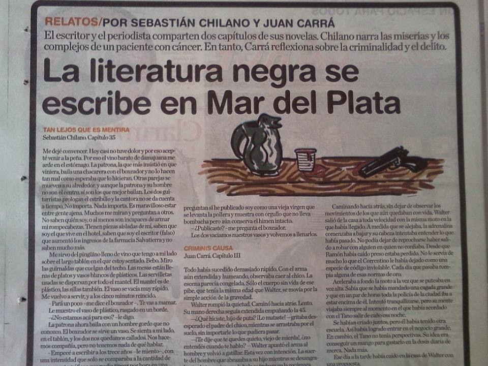 Resultado de imagen para movida literaria marplatense azabache