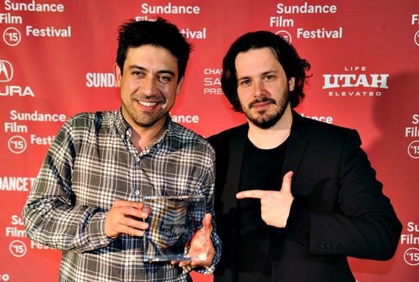 Alfonso Gomez Rejon y Edward Wright