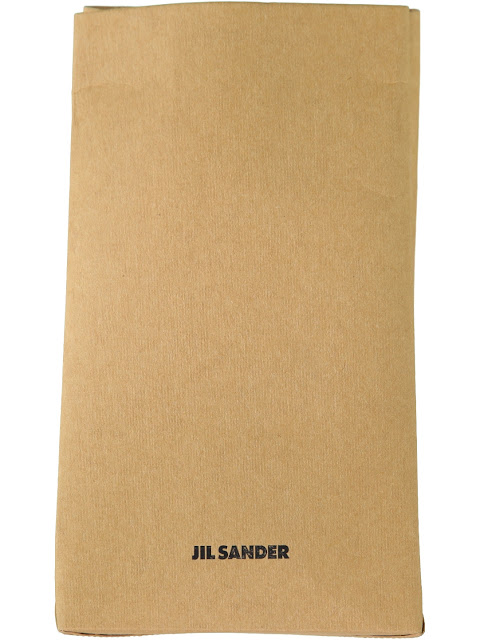 "Jil Sander ""Vasari"" clutch - the most expensive brown paper bag ever!"
