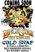 "LANCE STAR: SKY RANGER ""COLD SNAP!"""