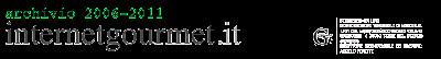 InternetGourmet 2006-2011