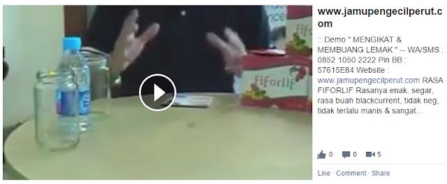 video-fiforlif-mengikat-lemak