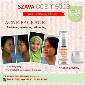 Acne Package 230 ribu