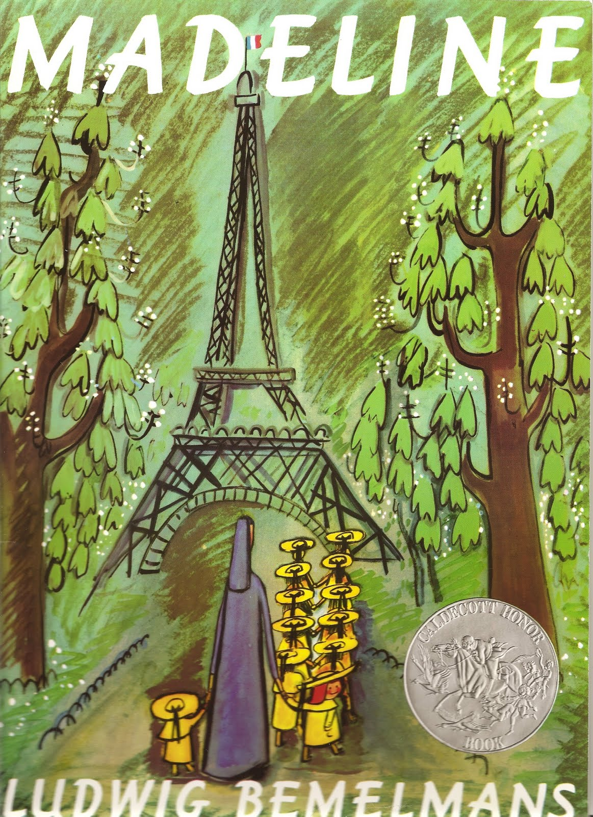 Cozy in Texas: Madeline by Ludwig Bemelmans
