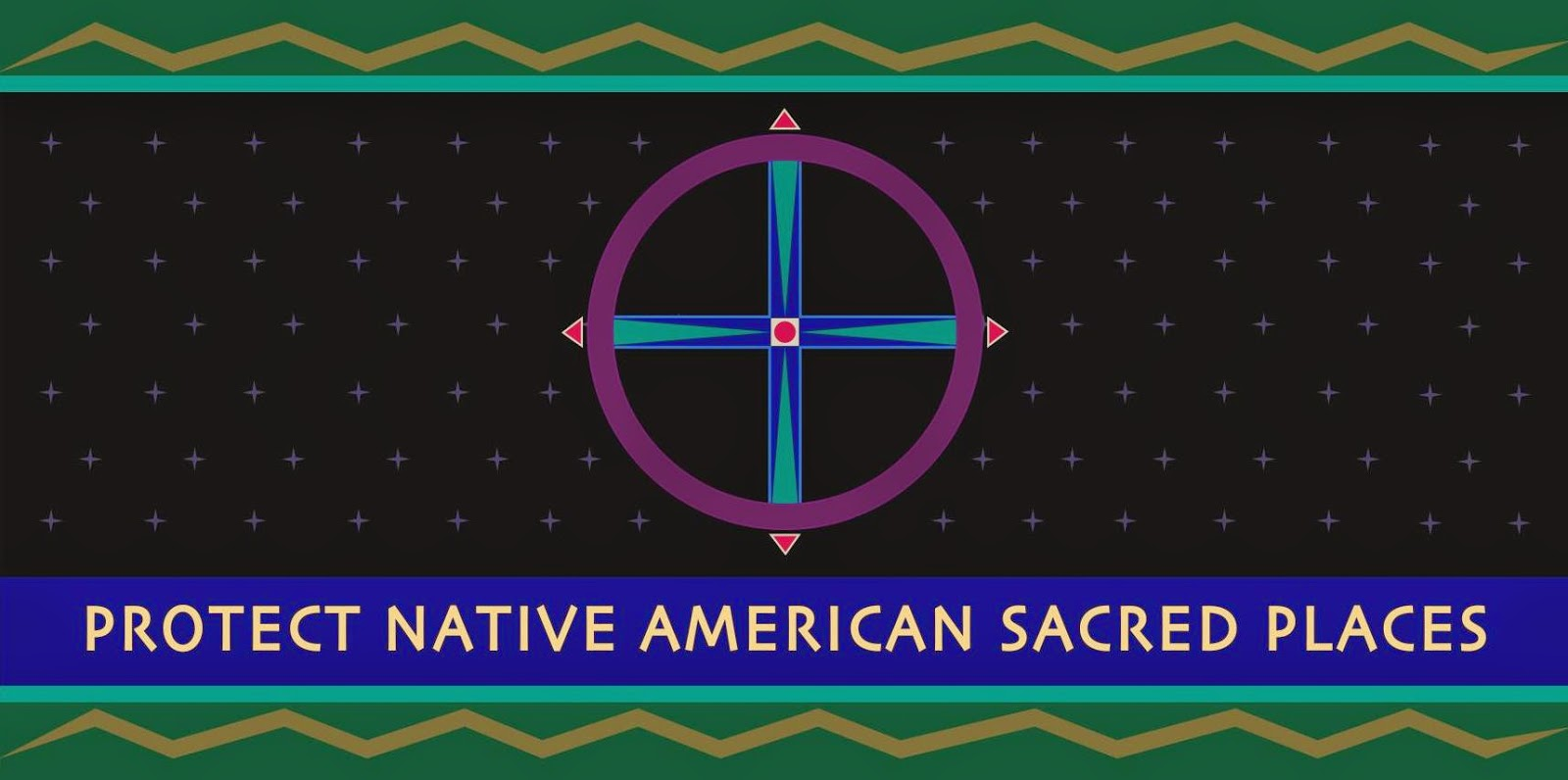 Protect Native American Sacred Spaces