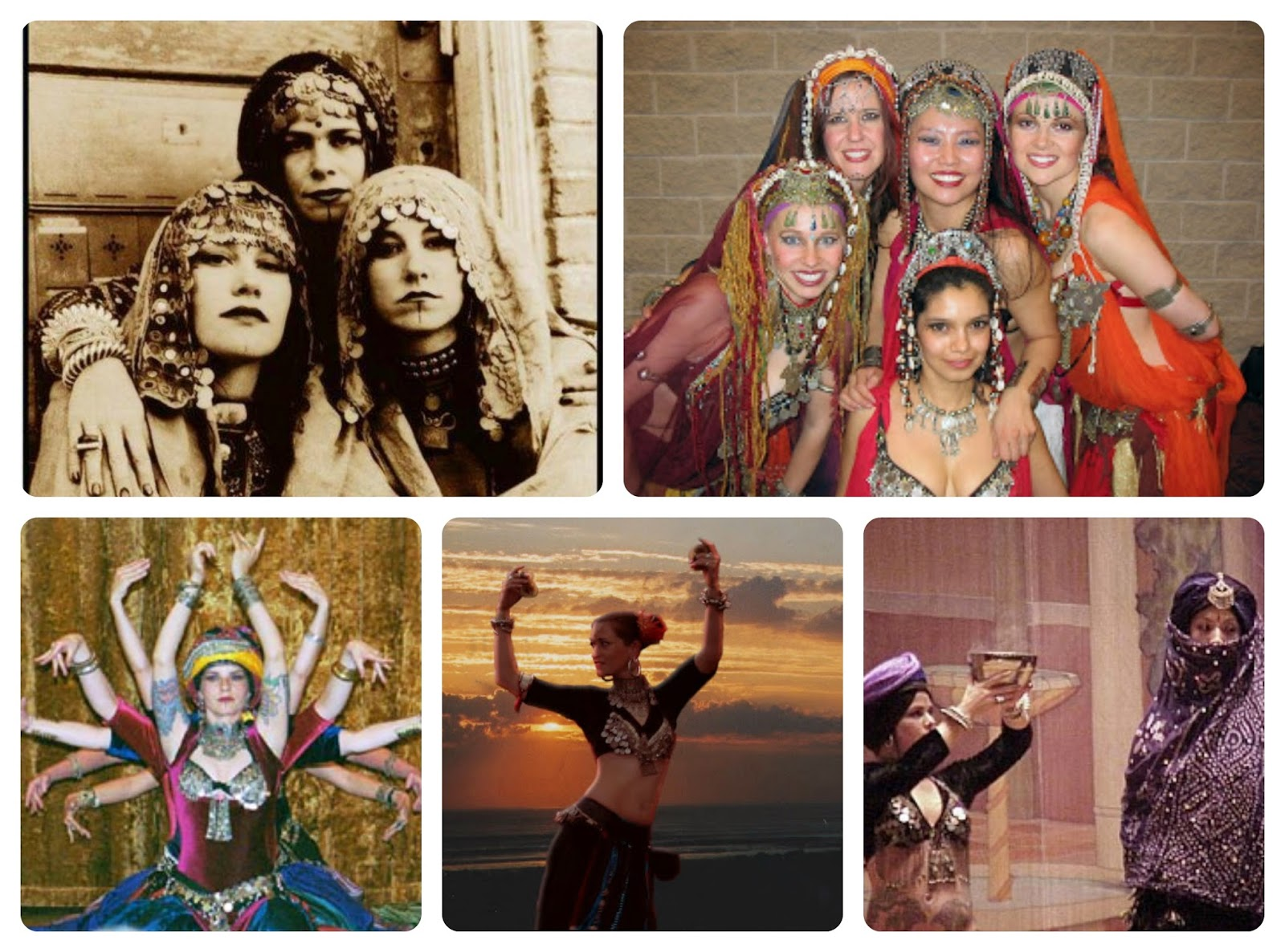 historia de la fusion tribal
