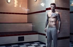 David Beckham, toujours plus sexy pour H&M