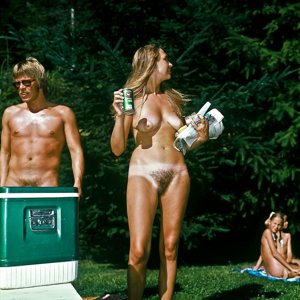 nudism pic vintage