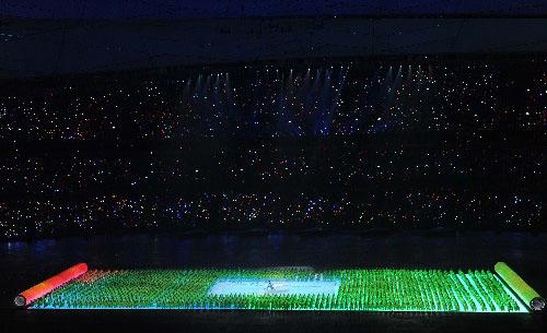 افتتاح اولمبياد لندن 2012 افتتاح
