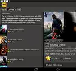 Free Download IMDb Movies & TV 5.2.0.105200210 APK for Android