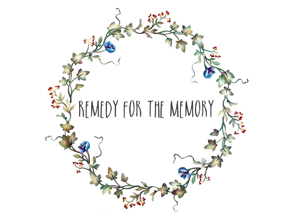 remedy for the memory