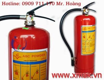 Cung cấp các loại bình chữa cháy và phụ kiện thiết bị pccc giá rẻ Seasion 6