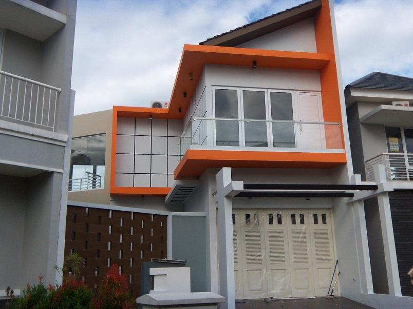 the very best model rumah minimalis for ones best