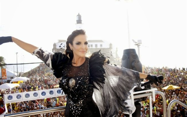 Todos shows da Ivete Sangalo no Carnaval 2015
