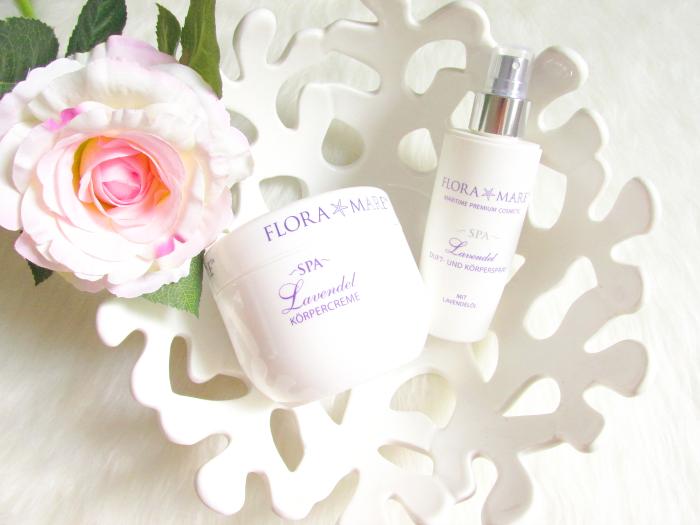 Flora Mare - SPA Lavendel Duftspray & Körpercreme