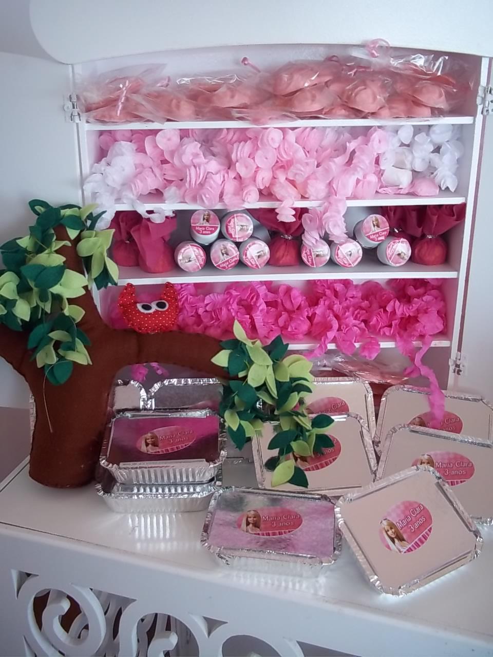 B.abá Festas: Festa Barbie :)