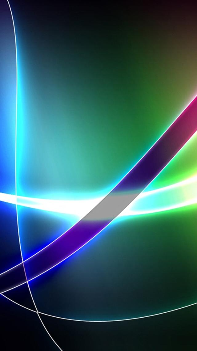 cool color abstract iphone hd wallpapers