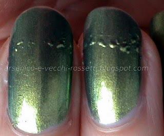 Models Own Beetlejuice Golden Green