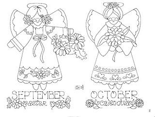 Desenhos Para Pintar september