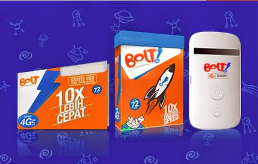 Harga Mobile Wifi Bolt Super 4G LTE