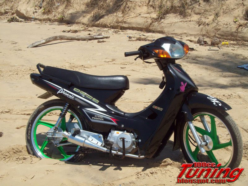 100cc Tuning Shineray Phoenix 50c Tuning Page 2