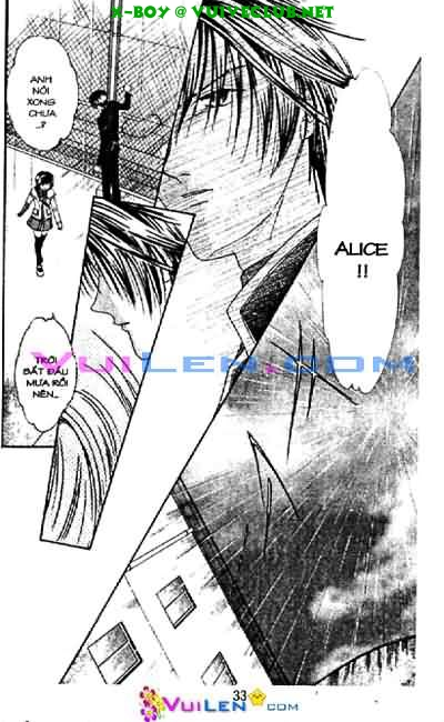 Alice 19th Chapter 5 - Trang 33