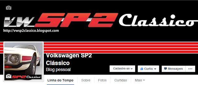 Fan page Volkswagen SP2 Clássico