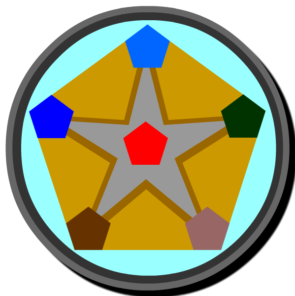 Seal of the Federation of the Six (large)
