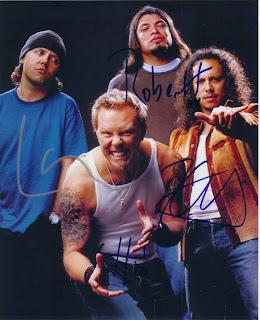 Sejarah Berdiri Band Metallica