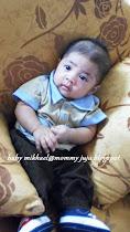 baby mikhael..buah hati pinjam :)