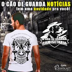 Novidade - O Cão De Guarda Camisetaria