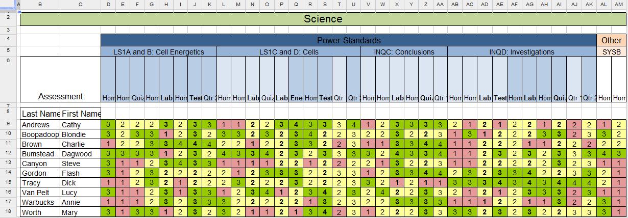 Excel for Educators: September 2011