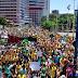 Manifestação contra o Governo reúne multidão em Fortaleza